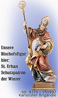 St. Urban Winzerpatron