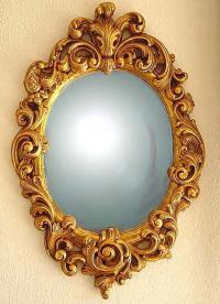 Spiegelrahmen mit Spiehel nach Wunsch
