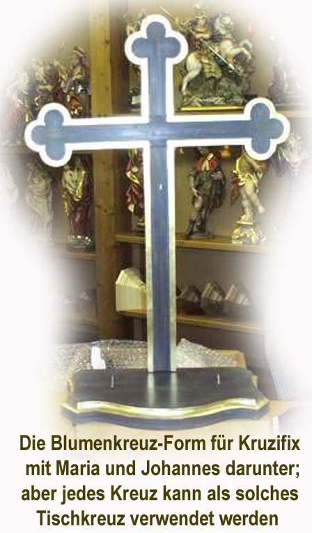 Tischkreuz - Tischkruzifix