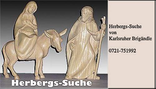 Herbergs-Suche - Zusatzfiguren zur Dreikönigkrippe