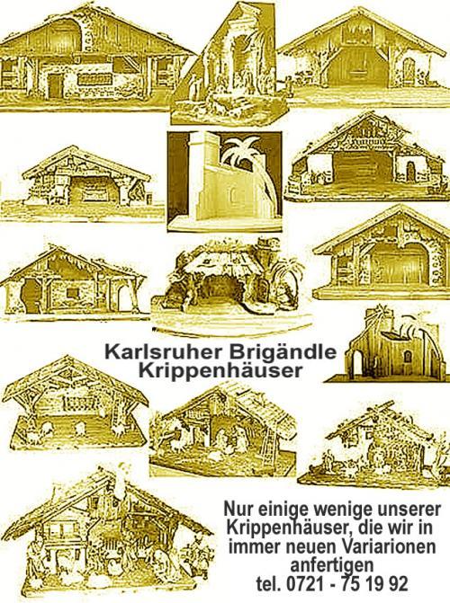 Krippenhaus, Krippenstall