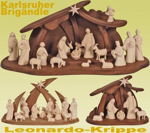 Leonardo-Krippe Pema in Krippenhaus