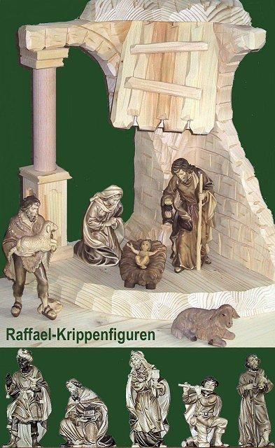 Raffael Krippe vom Karlsruher Brigändle