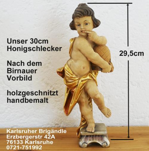 unsere 30cm Honigschlecker Ausgabe